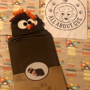 Other - Holiday Infant swaddle NEW !!